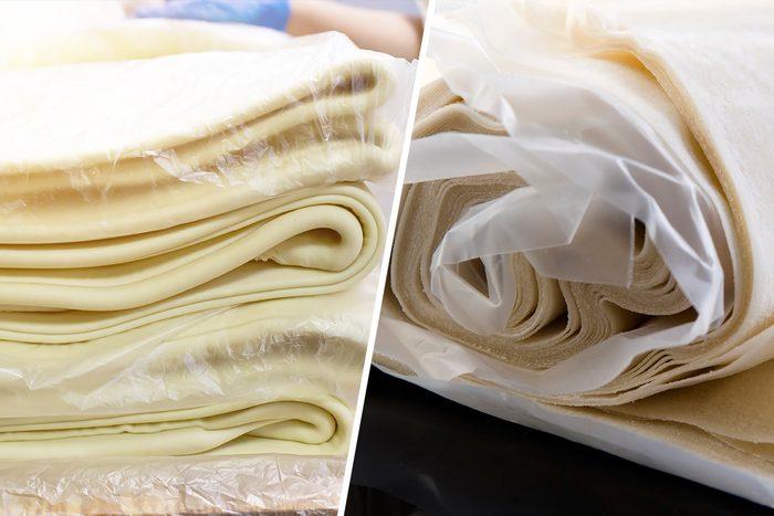 Puff Pastry Vs Phyllo Dough