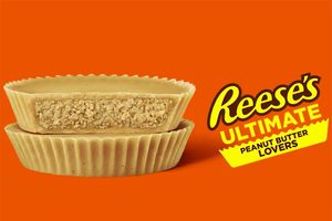 Reese's JUST Released a Brand-New Peanut Butter Cup—and It Has No Chocolate