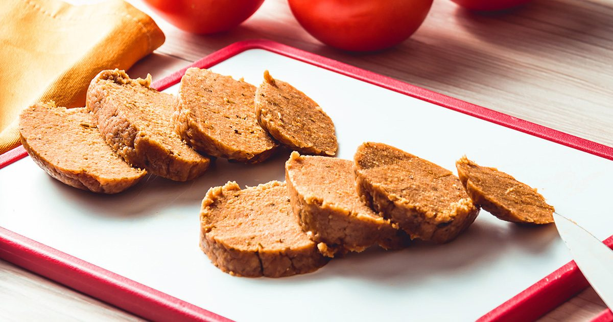 This Is What You Need to Know About Seitan, According to a Registered Nurse