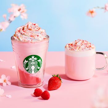 Starbucks Japan Is Selling Absolutely Gorgeous Merch for Cherry Blossom Season