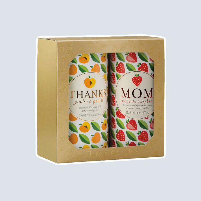 Thanks Mom Gift Set what to send mom for mother's day