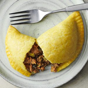 Air-Fryer Jamaican Beef Patties
