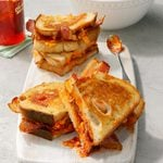 Grilled Pimiento Cheese Sandwiches