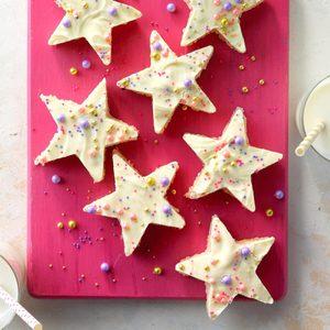 Sparkly Princess Rice Krispies Treats