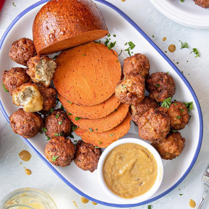 Tofurky Ham Roast plant-based meat brands