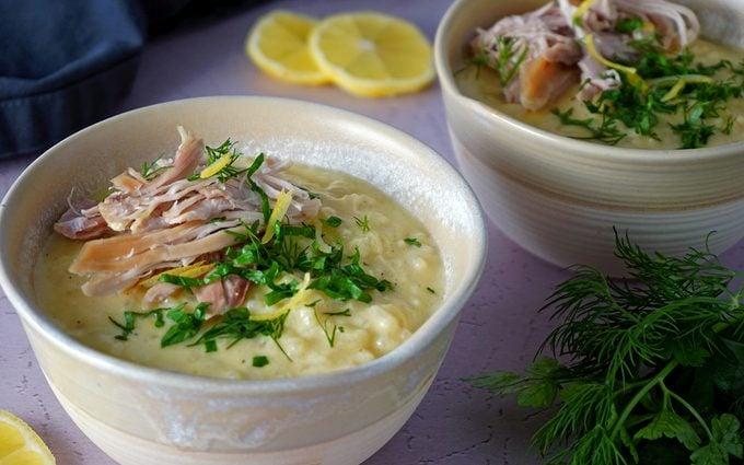 avgolemono soup recipe