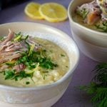 How to Make an Authentic Avgolemono Soup Recipe in 6 Simple Steps