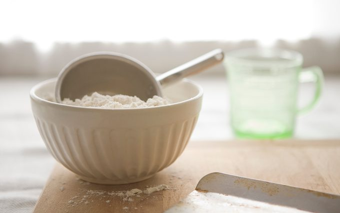 Bowl Of Flour Baking substitutes