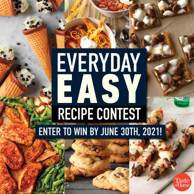 Every Day Easy Recipe Contest