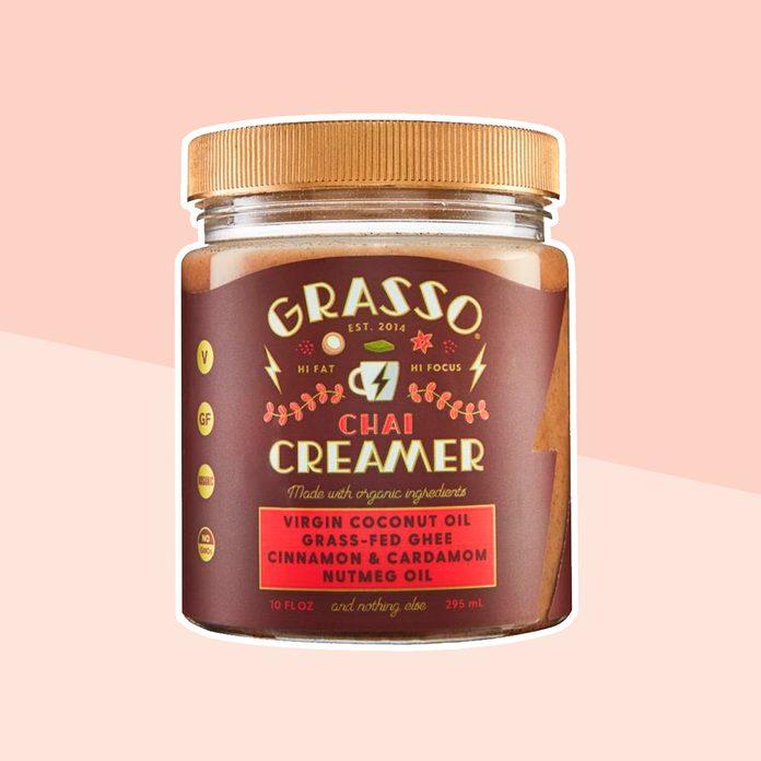 Grasso Chai Creamer