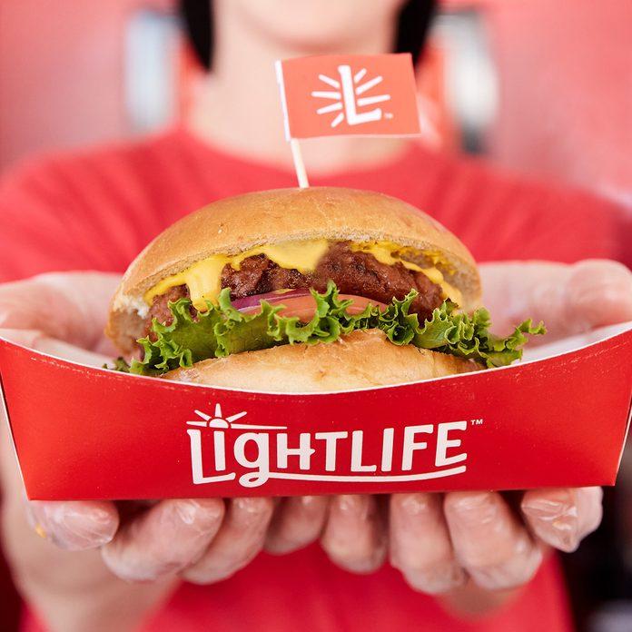 Lightlife Burger plant-based meat brands