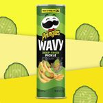 Pringles Just Released a Deep-Fried Pickle Flavor, and It's Perfect for Summer