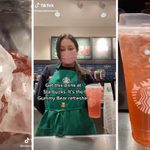 This Is How to Order a Gummy Bear Refresher at Starbucks