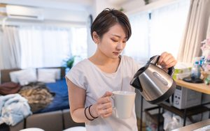 I Tried an Electric Tea Kettle and I Can't Imagine Life Without It Now