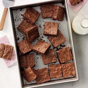 Coconut Nutella Brownies