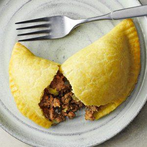 Air-Fryer Jamaican Beef Patties