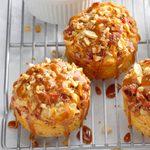 Air-Fryer Bacon-Peanut Butter Cornbread Muffins