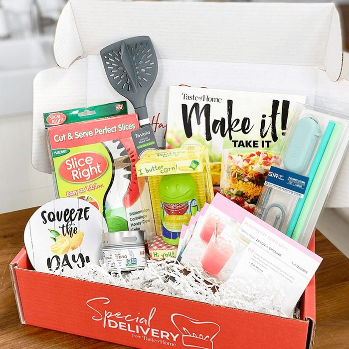 Toh Summer Box college graduation gifts
