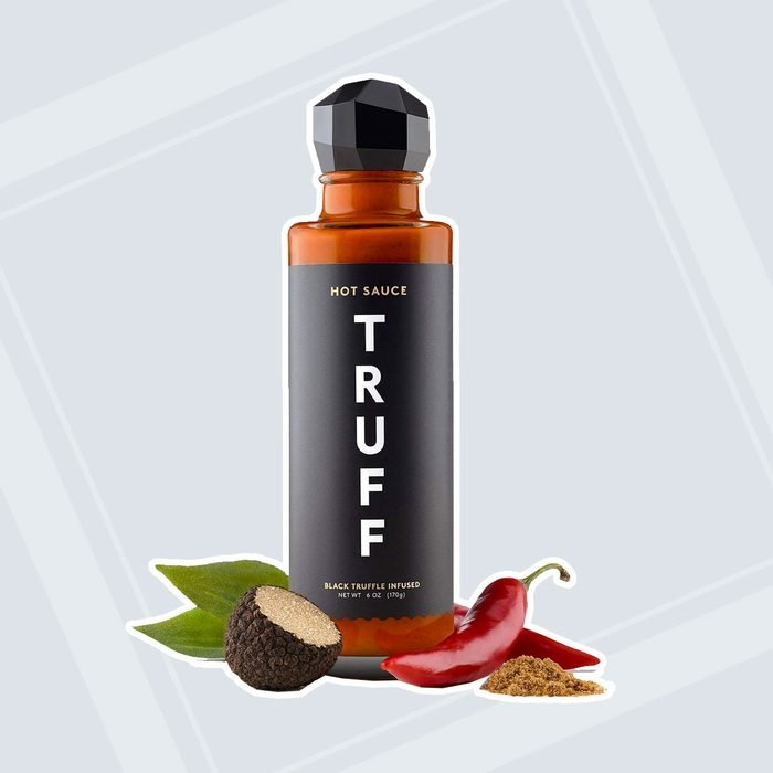 gifts for people who have everything Truff Gourmet Peppers Truffle Experience