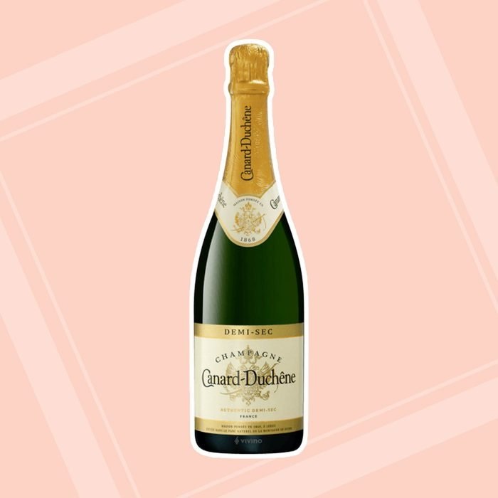 Canard Duchene Authentic Demi Sec Champagne
