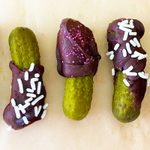 I Tried Chocolate-Covered Pickles—and Here's What I Thought