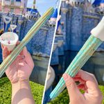 Disney's New Celebration Churro Features a Sprinkle-Infused Marshmallow Dipping Sauce