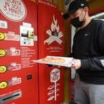This Pizza Vending Machine Exists Now, and People in Italy Have Thoughts