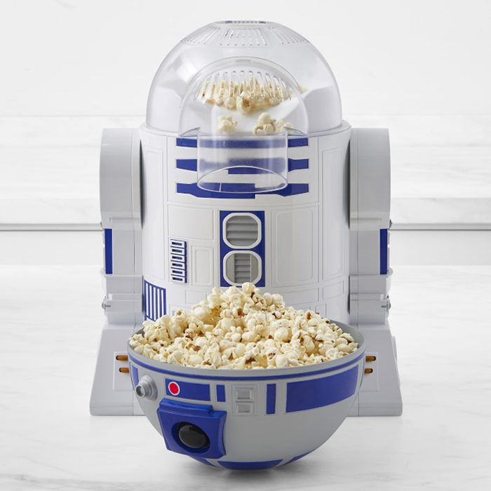 gifts for people who have everything Star Wars R2d2 Popcorn Maker