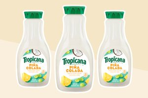 Tropicana JUST Released a Pina Colada Juice, and We Can't Wait to Add Rum