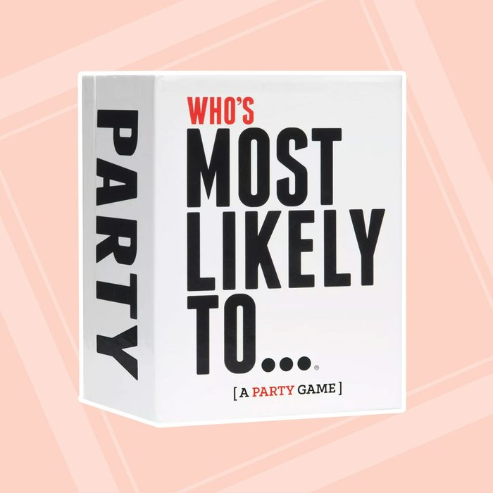 gifts for people who have everything Who S Most Likely To A Party Game