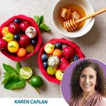 Why I Cook: Karen Caplan's Life with Produce