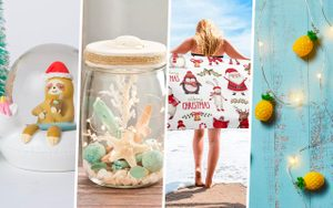 15 Items You Need for a Beachy Christmas
