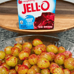This Viral Video Shows You How to Make Frozen Grapes with Jell-O