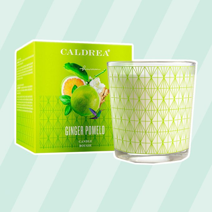 Caldrea Candle Ginger Pomelo 8 1