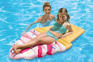 Aldi Has Giant, Food-Inspired Pool Floats Perfect for Summer