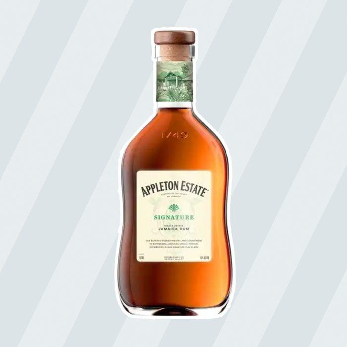 best Jamaican rum Appleton Estate Signature Blend