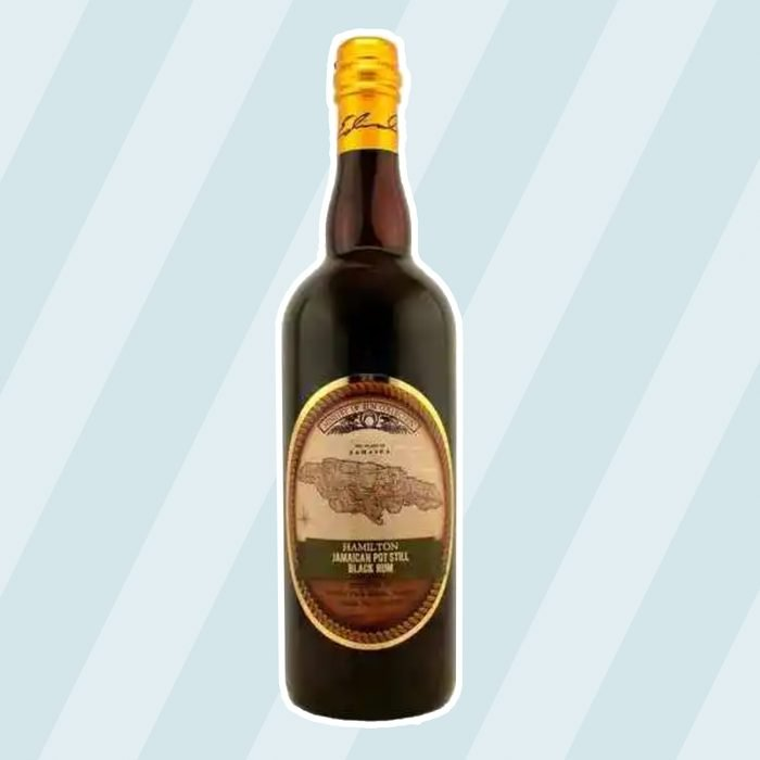 best Jamaican rum Hamilton Jamaican Pot Still Black Rum