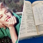Marilyn Monroe's Cookbooks from the 1950s Are Going Up for Auction