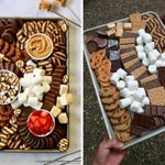 This S'mores Charcuterie Board Is Perfect for Summer Nights