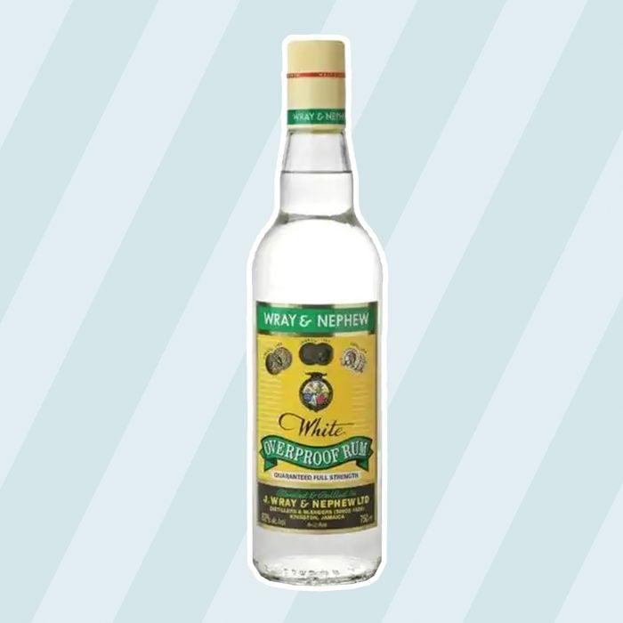 best Jamaican rum Wray And Nephew White Overproof Rum
