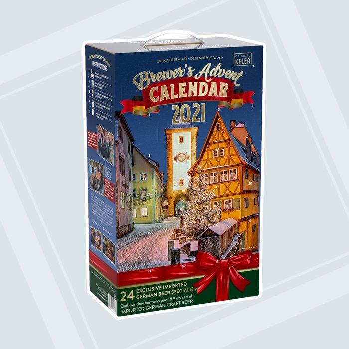 costco alcohol Kalea Brewers Advent Calendar Edition 2021 Detail 1