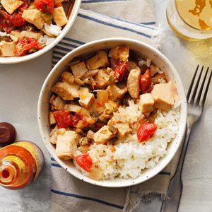 Slow-Cooker Poblano Pork Loin
