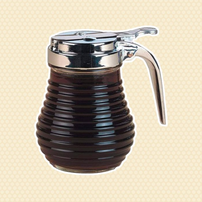 Beehive Syrup Dispenser Pancake Tools