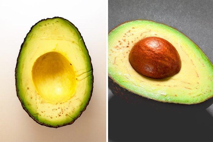 Brown Spots in Avocado