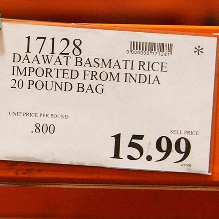 U.s. Big Box Retailers Face Rice Shortages