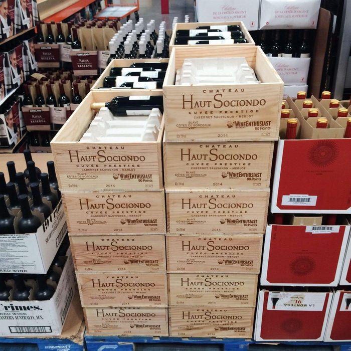 Costco Wine Crates