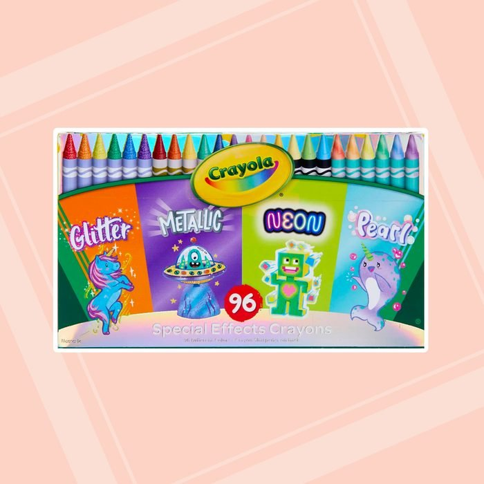 back to school gifts for kids Crayola 96ct Special Effects Crayons