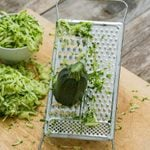 How to Grate Zucchini 4 Ways