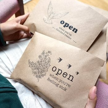 gifts for college students Open When Envelopes For College