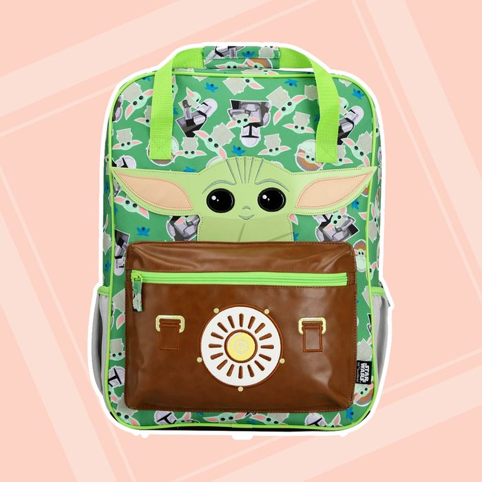 back to school gifts for kids Star Wars The Mandalorian Backpack Personalized